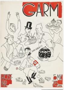 Garm-magazine, 1940s