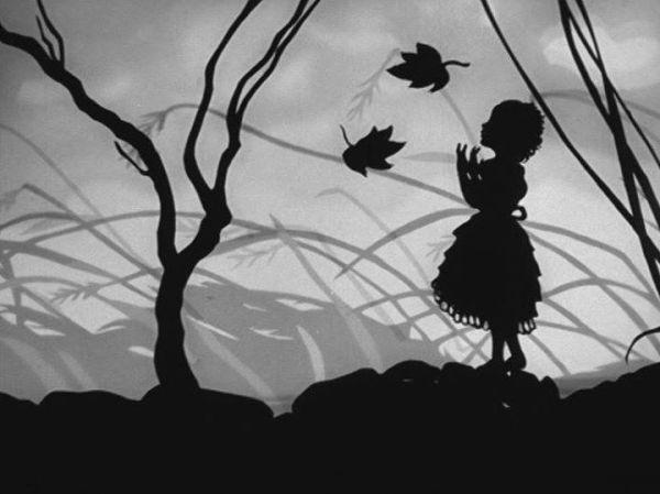 Lotte Reiniger: Thumbelina (1954)