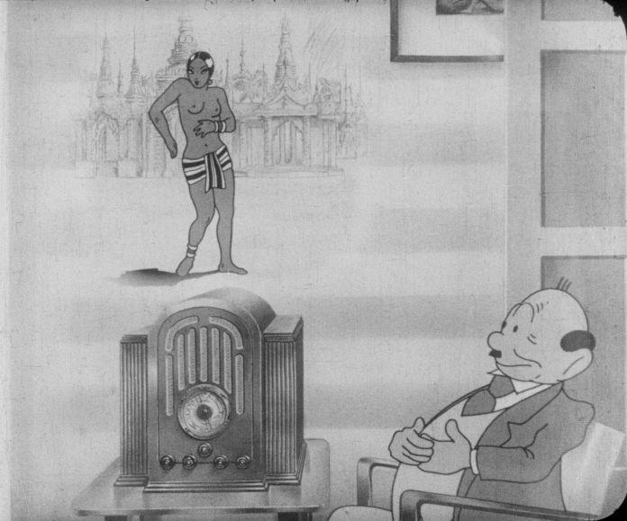 Radio RCA, (circa 1935)
